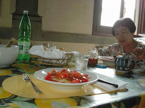 COTZA家の食卓
