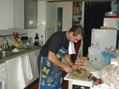 ガルガの料理人。