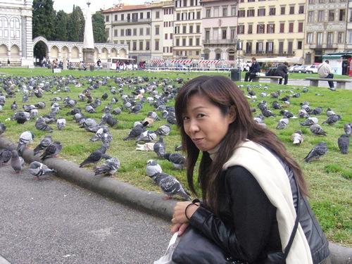 鳩の気持ち・2