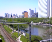 飯田橋にて