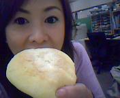 りんごパン