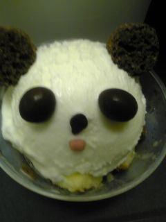 パンダも人気?