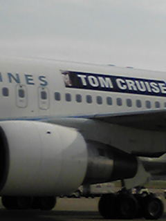 機体にトム様