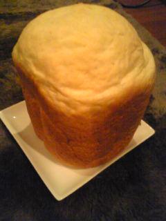 またパン焼いてみました