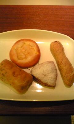 高級なパン