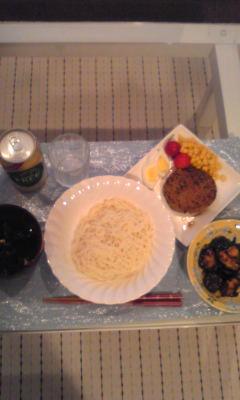 夕飯(*_*)